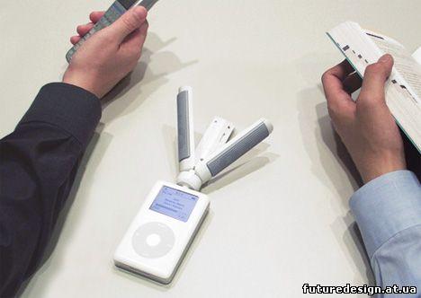 Мини колонки для MP3 плееров.